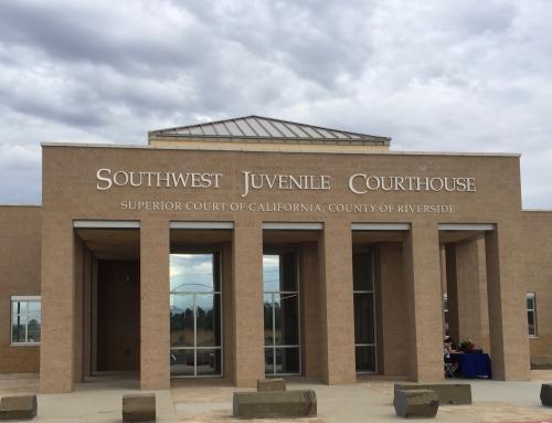 Southwest Justice – Juvenile Courts Relocation