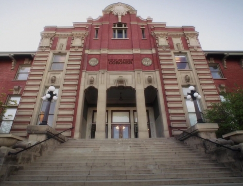 Los Angeles County Coroners Coroner-Medical Examiner Building