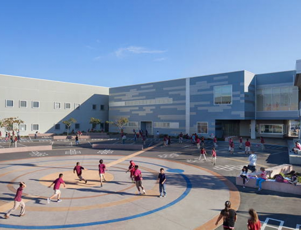 Sally Ride Elementary School: A SMArT Academy