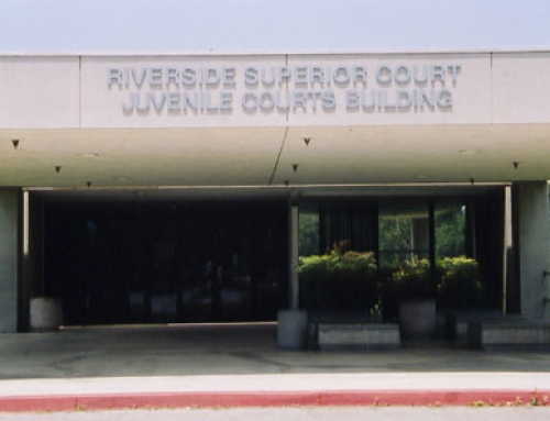 Riverside Juvenile Court BAS Integration