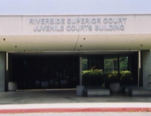Riverside Juvenile Court BAS Integration