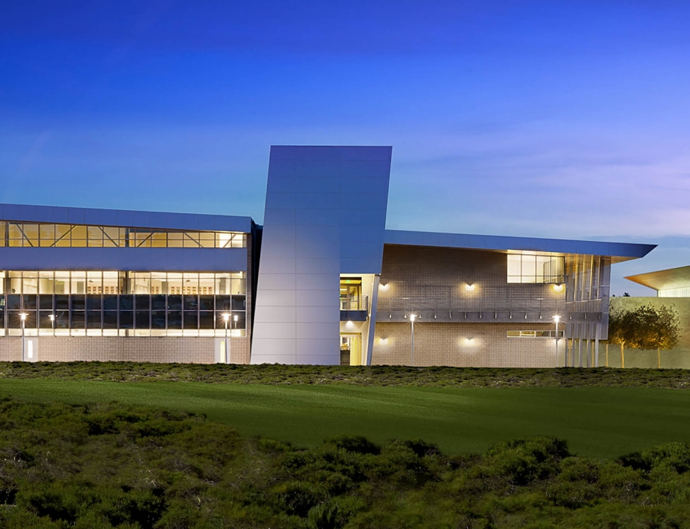 Santiago Community College Science Building
