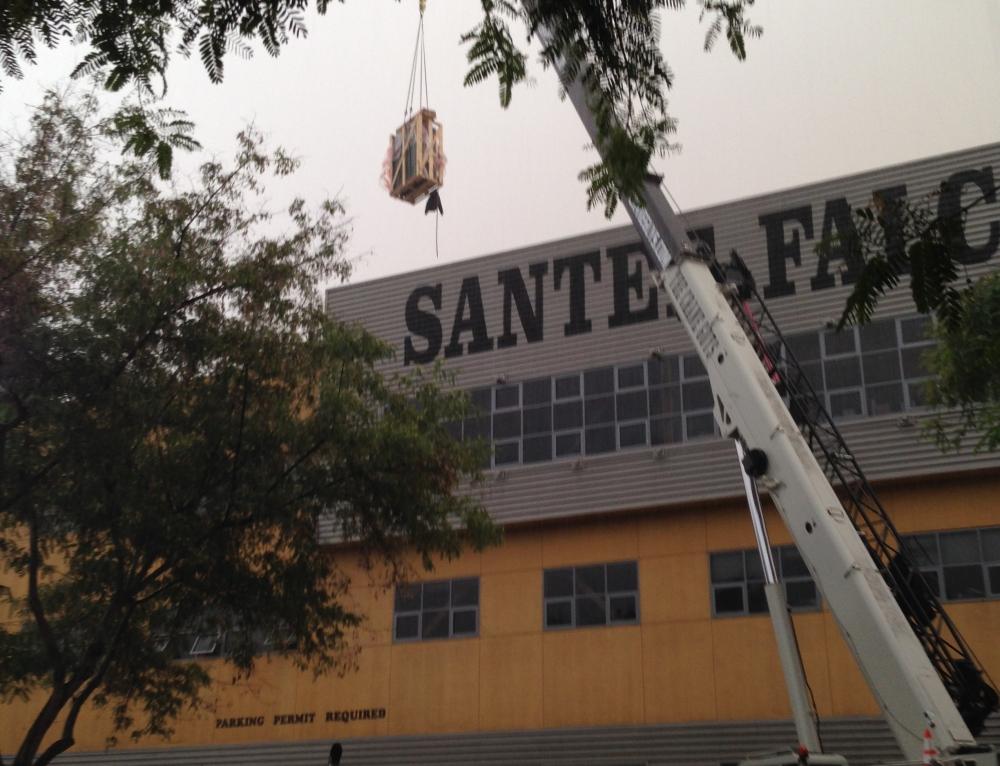 Santee High School Proposition 39 HVAC & Controls Retrofit