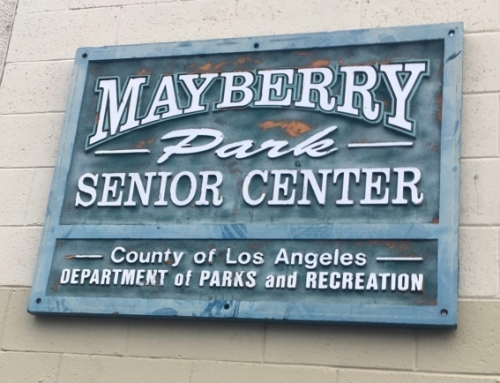 Amelia Mayberry Park Senior Center