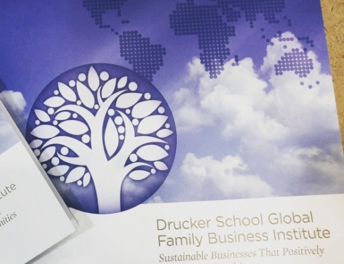 Athena Engineering joins the Drucker School Global Family Business Institute