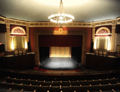 Wilshire Ebell Theatre of Los Angeles